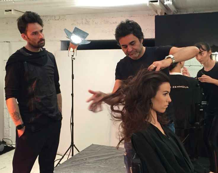Backstage #shooting New Collection Eric Zemmour A/W 2016/2017 #sashamonaco for #ericzemmourmonacoII   #ericzemmour #monaco #best #crew #montecarlo #lorealpro #iamlorealpro #trend #hair #hairstyle #hairstylist #hairdresser #fashion #mode #moda #glamour #backstage #newcollection #thanks
