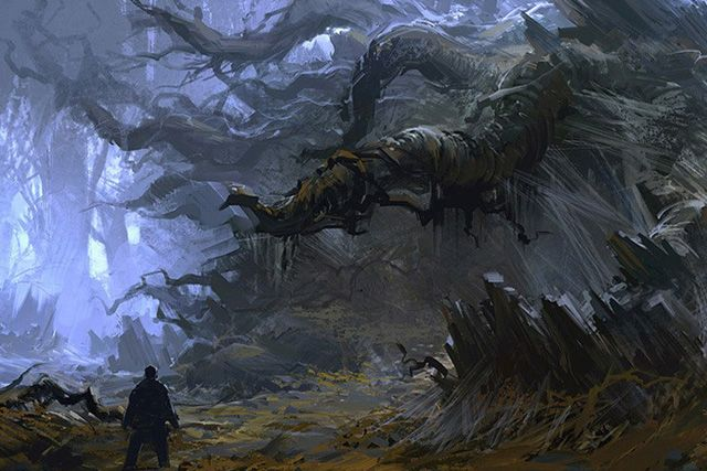 Monster Hunter Online Receives New Environment Concept Art - 2P ...