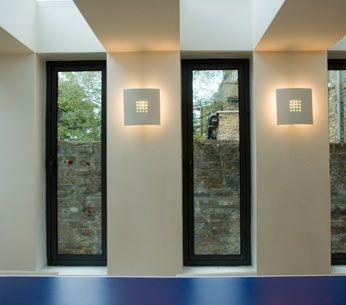 Roof Lights And Long Thin Side Windows On A Side Return
