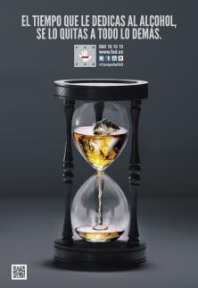 Campañas de Sensibilización | FAD 2012. Proyecto de sensibilización sobre lo perjudiciales que son las drogas.