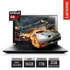 Lenovo B5045 156 Gaming Laptop AMD A86410 Quad Core 16GB RAM 1TB HDD Win 8- http://www.siboom.es/lenovo-b50-15-6-quad-core-portatil-amd_ofertas.html |