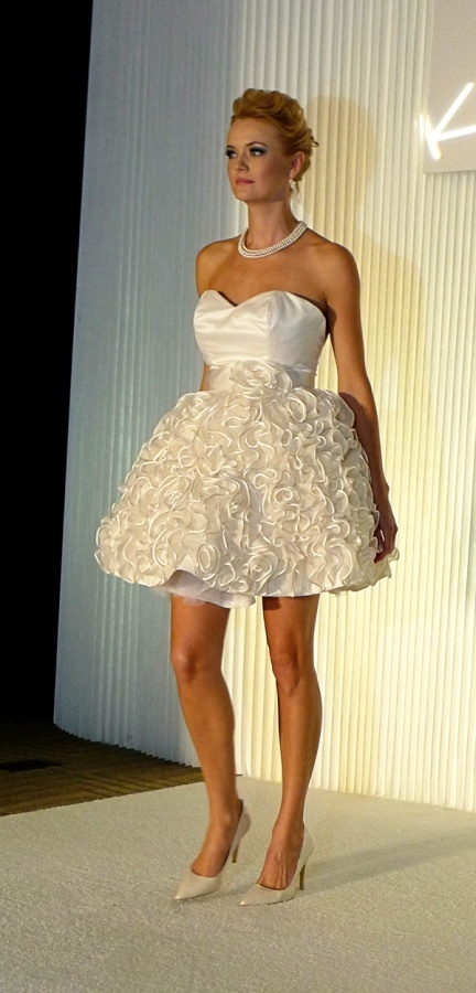 How stinking cute!!Google Image Result for http://www.mywedding.com/blog/wp-content/gallery/karen-hendrix-wedding-dresses/karen-hendrix-short-wedding-dress-parris.jpg