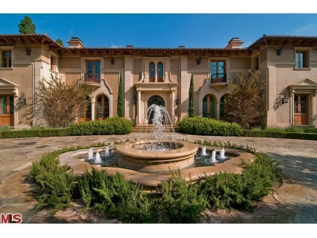 17 best images about 918 north roxbury drive on pinterest for Beverly hill mansions for sale