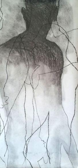 Male Nude Study