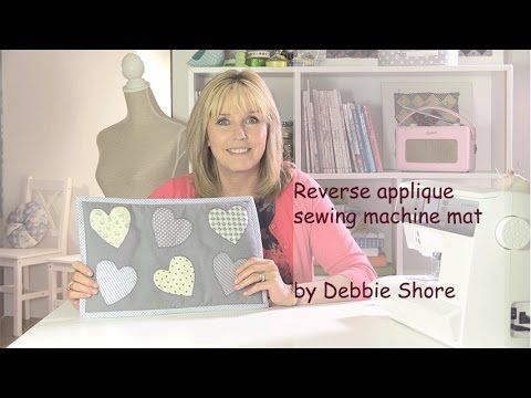Sew What? by Debbie Shore: A sewing mat for you to make!