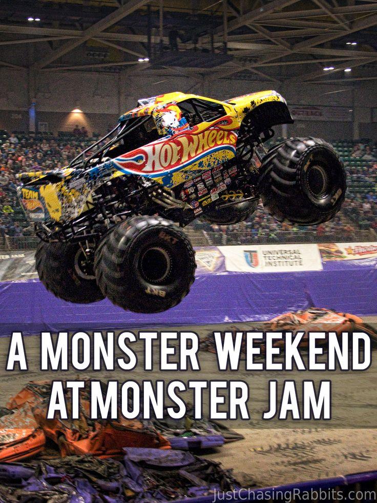 Best Monster Truck Show Ideas On Pinterest Monster Trucks