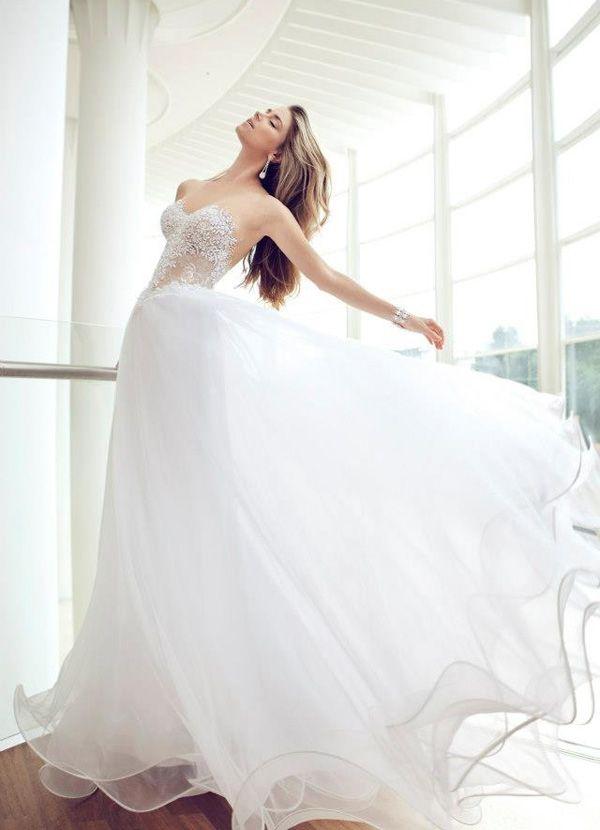 30 Unique Wedding Dresses for Fashion-forward Brides