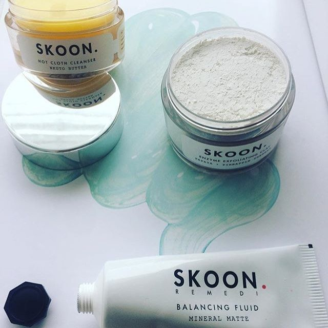 So exciting to see SKOON. On @goodhousekeepingsa beauty desk! #ghbeautydesk…