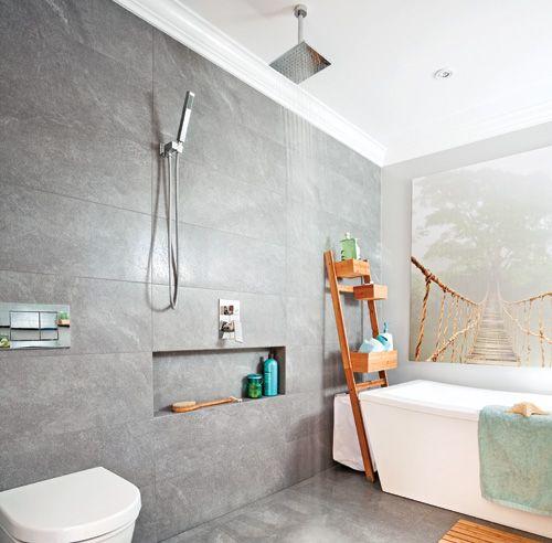 Les 530 meilleures images propos de salle de bain salle for Carrelage salle de bain tendance 2016