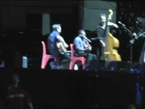 Geoffrey Gurrumul's concert with Elton John, 17 May 2008