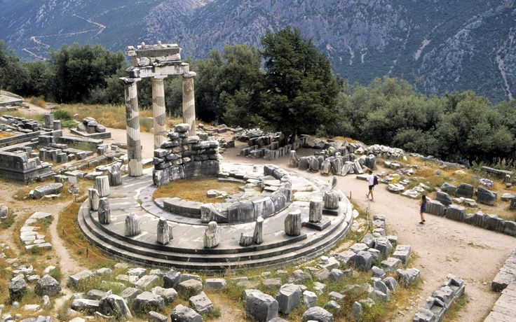 Things not to miss in Greece | Delphi