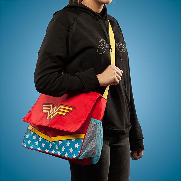 Wonder Woman Diaper Bag March 2017