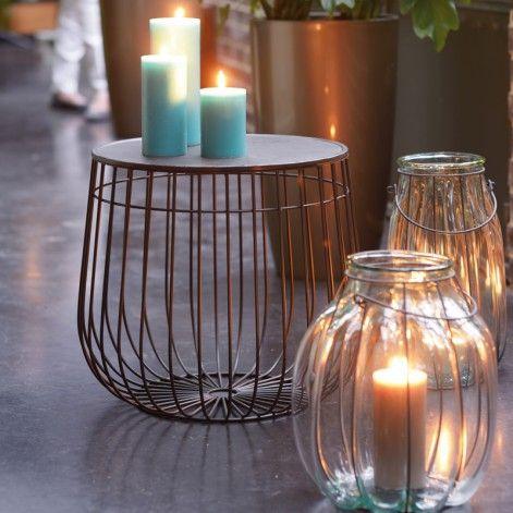8 best Table basse jardin images on Pinterest | House decorations ...