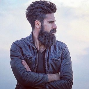 Pleasant 1000 Images About Beards On Pinterest Fonts Hipster Haircut Short Hairstyles Gunalazisus