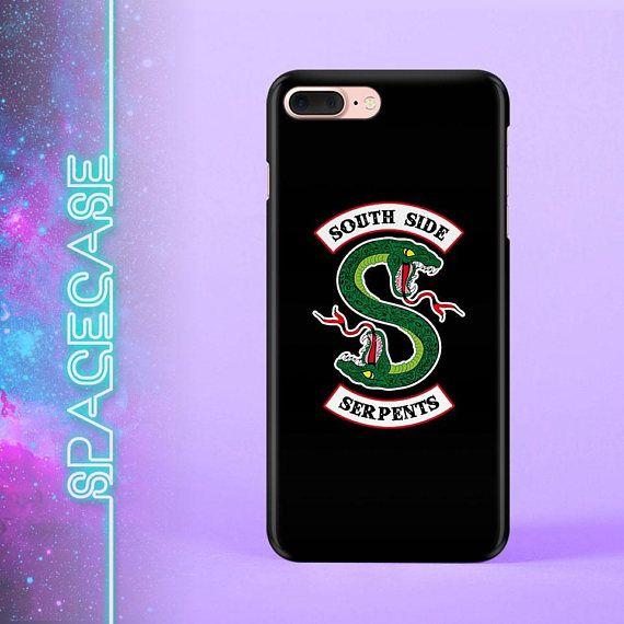 the latest 92f9e c4388 Riverdale Serpents iPhone 8 Plus Case Samsung S7 Edge Snake | t.v. ...