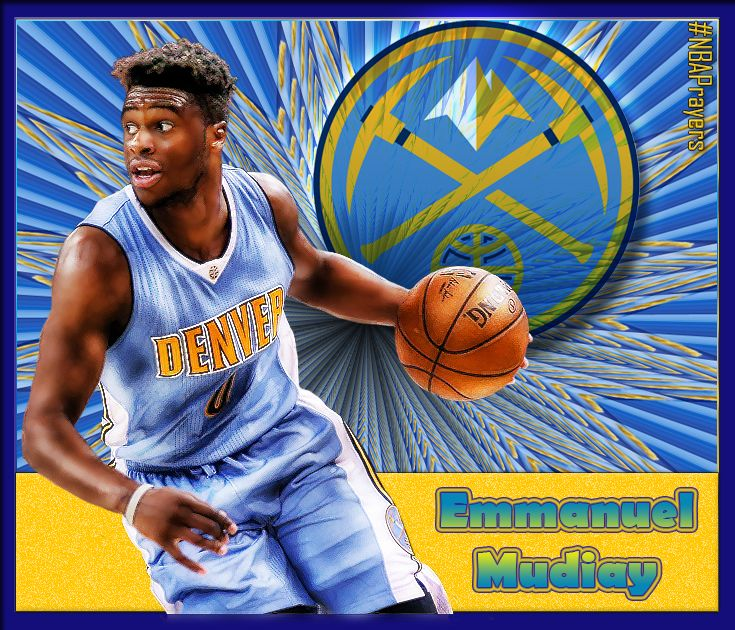 Nuggets X Lakers: 25+ Best Ideas About Emmanuel Mudiay On Pinterest