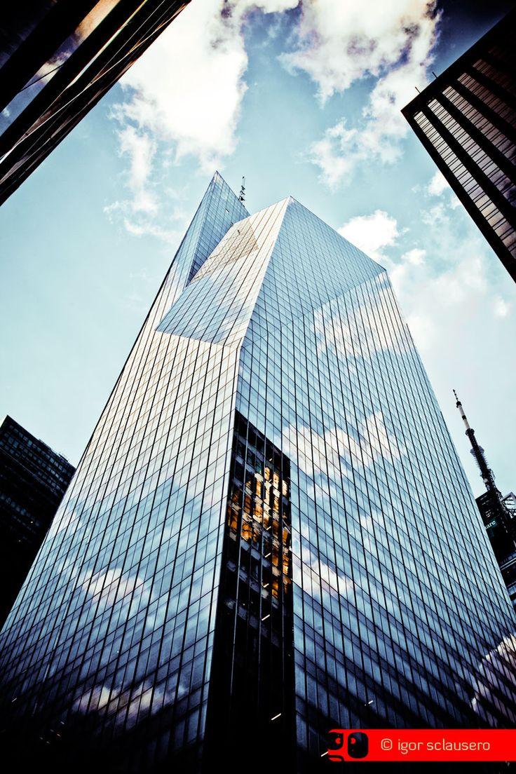 bank of america tower  © Igor Sclausero #manhattan #newyork