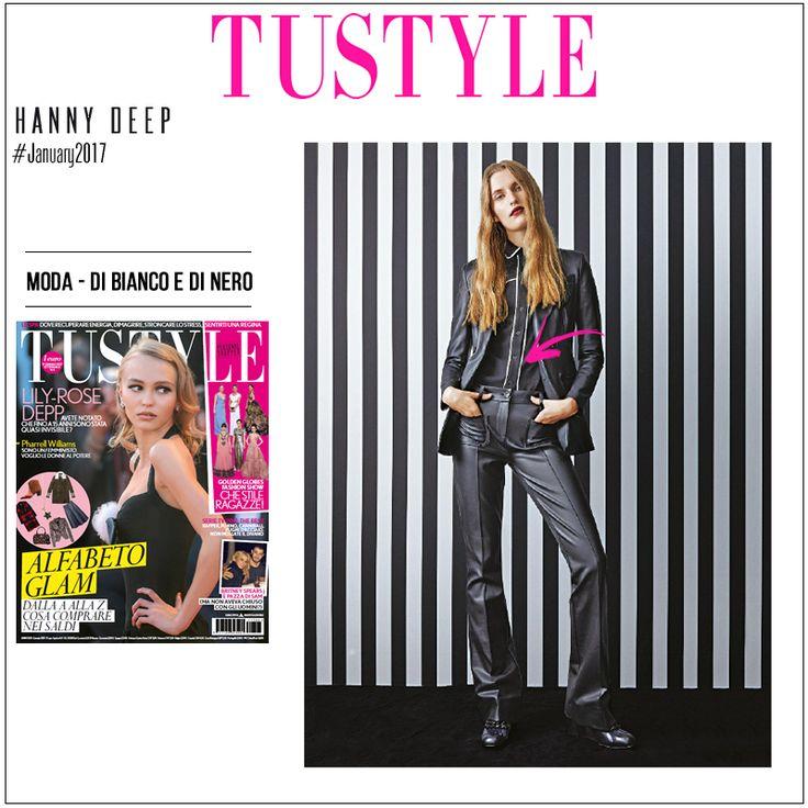 #tustyle #hannydeep #pinterest #pinit #editorial