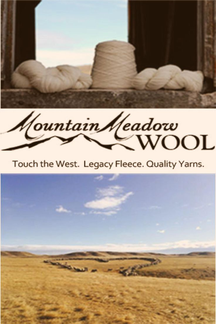 Mountain Meadow Wool yarns and more!