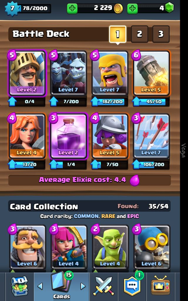 846 best images about clash royale on pinterest clash of for Deck pekka arene 7
