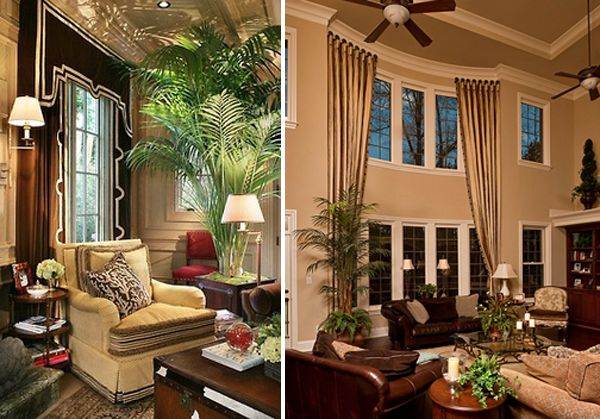 Choosing and finding the right window treatments for tall windows can be daunting. Learn 5 tall window treatment ideas that are sure to liven any room!