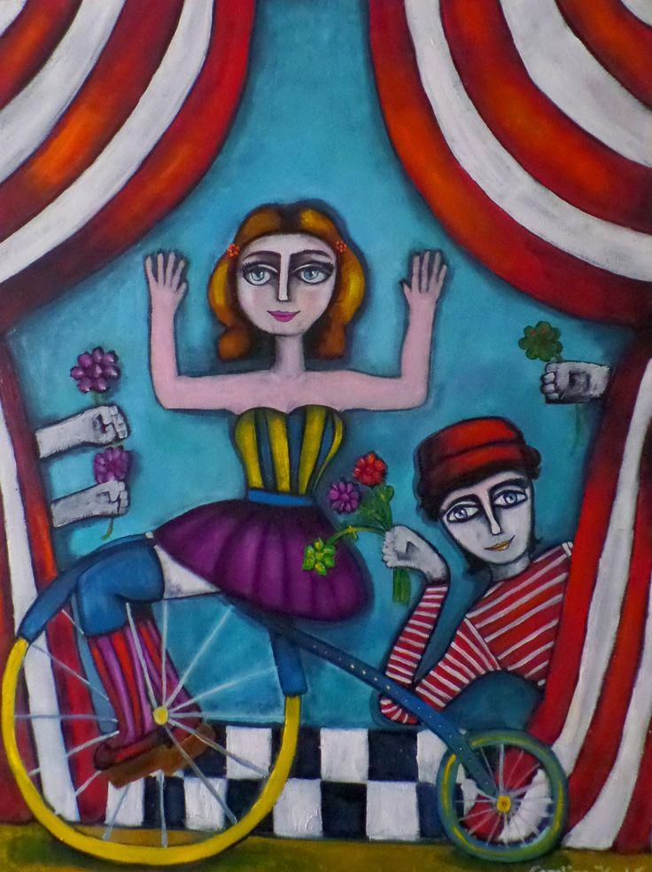 La niña del Circo