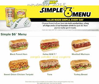 Best 25+ Subway coupon code ideas on Pinterest   Subway meal deal ...