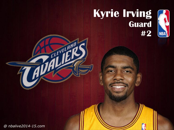 Kyrie Irving - Cleveland Cavaliers - 2014-15 Player