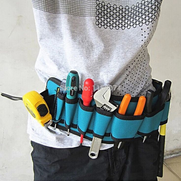 Electricians Tool Belt Repair Pouch Electrician Tool Pockets Tool Waist Bag Multifunctional Waterproof Carpenter Canvas Tool Bag - ICON2 Luxury Designer Fixures  Electricians #Tool #Belt #Repair #Pouch #Electrician #Tool #Pockets #Tool #Waist #Bag #Multifunctional #Waterproof #Carpenter #Canvas #Tool #Bag