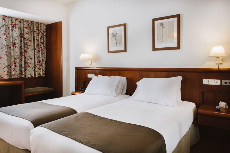 Habitación doble - Rafaelhoteles Ventas