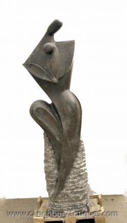 cubist female statue - Google Search