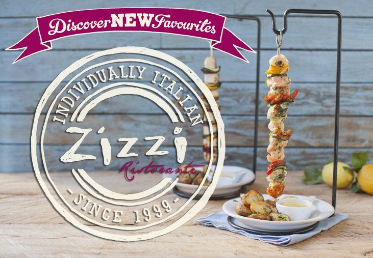 Discover New Favourites | Discover New Favourites with the Zizzi Spring Menu 2014 #ZizziFavourites