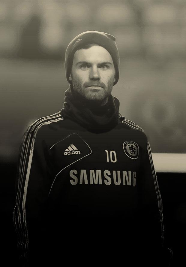 Juan Mata is so cute :)