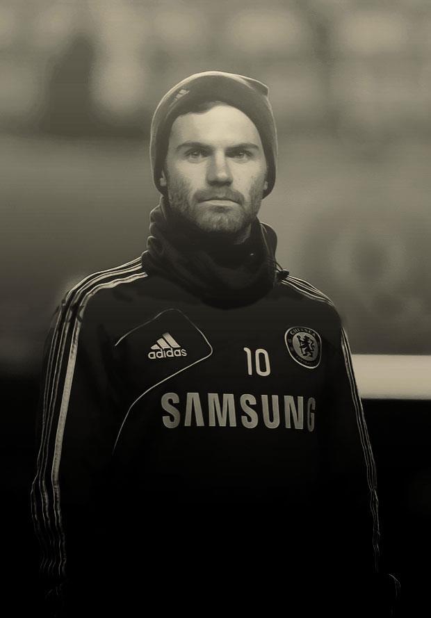 Juan Mata is so cute :)
