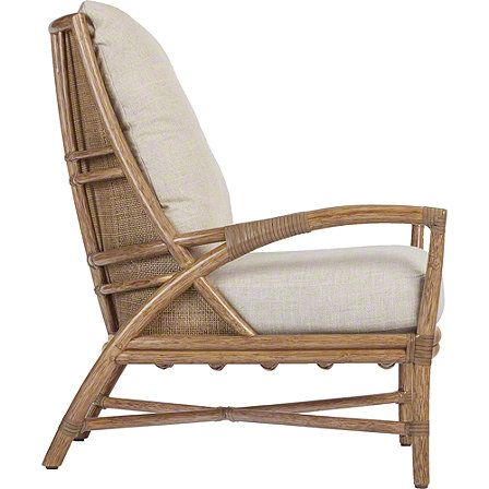 McGuire Furniture: Petal Lounge Chair: No. A-104