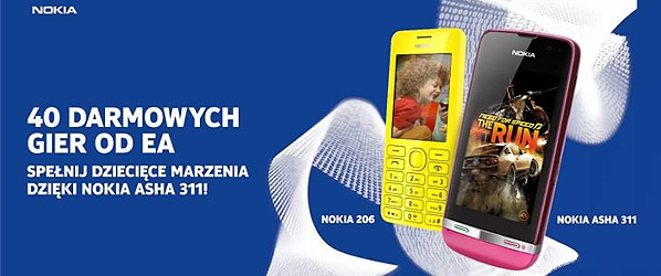inia telefonów Asha w portfolio firmy Nokia zajmuje szczególne miejsce. Urządzenia te są pomostem pomiędzy tradycyjnymi telefonami komórkowymi, a smartfonami Lumia z systemem Windows Phone. http://www.spidersweb.pl/2013/04/nokia-asha-dla-fanow-muzyki.html