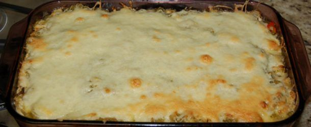 Tastee Recipe King Ranch Casserole Is The Ruler Of Dinnertime - Page 2 of 2 - Tastee Recipe