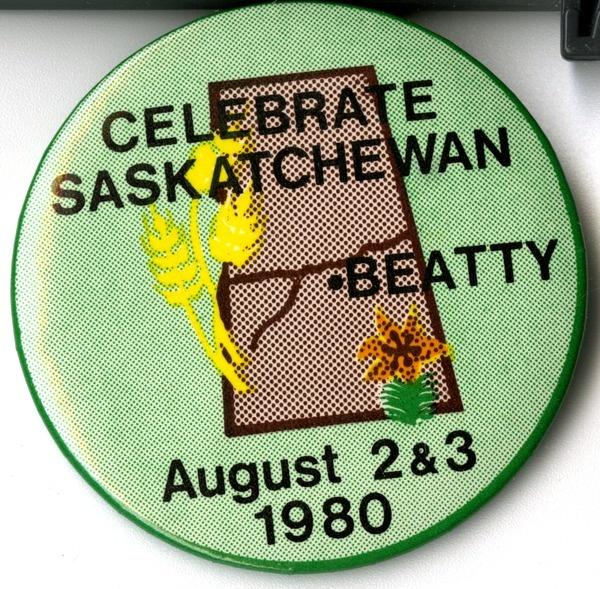Celebrate Saskatchewan - Beatty | saskhistoryonline.ca