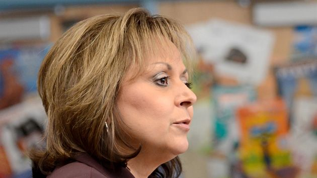 """Gov. Susana Martinez Reacts to Mother Jones Story: """"One of the Most Desperate and Despicable Attacks"""""""