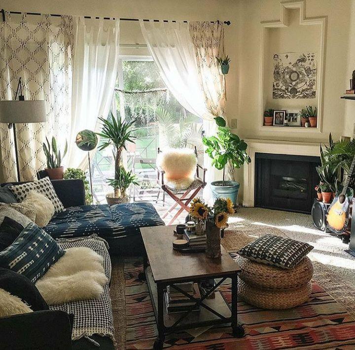 3752 best Bohemian Decor Life Style images on Pinterest ... on Bohemian Living Room Decor Ideas  id=35879