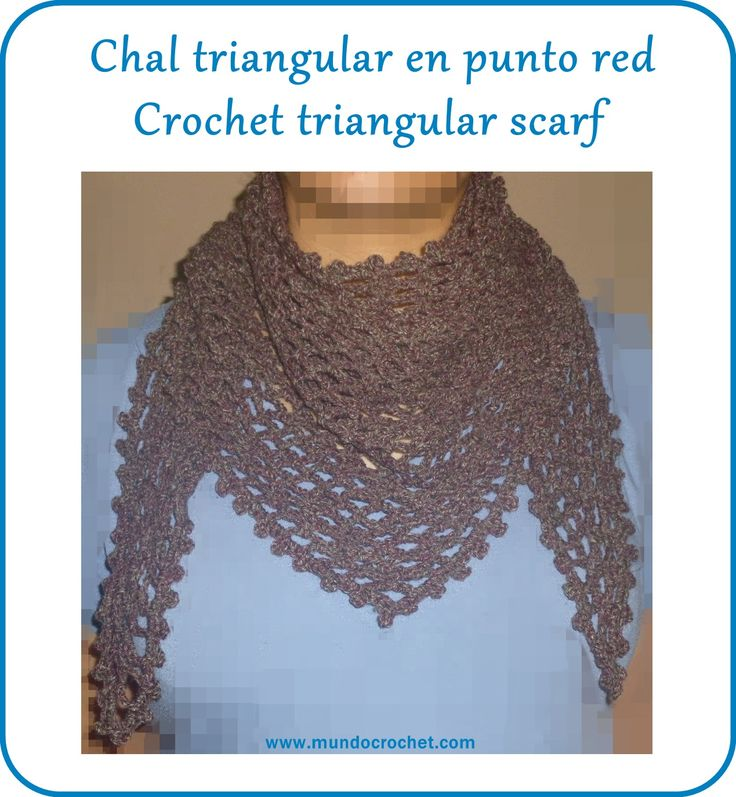 Crochet Stitches In Spanish : Free pattern, Spanish and Crochet chart on Pinterest