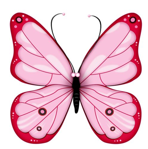 131 best rama2 images on pinterest butterflies clip art and rh pinterest co uk pink and purple butterfly clipart Pink Butterfly Graphics
