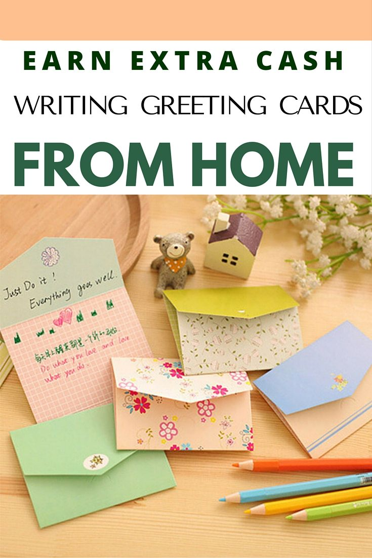 179 best writing greeting cardsebooks images on pinterest 15 companies to write greeting cards from home kristyandbryce Image collections
