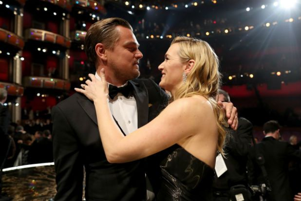 7 Unforgettable Oscar Images, From Lady Gaga to Leo and Kate (Photos)