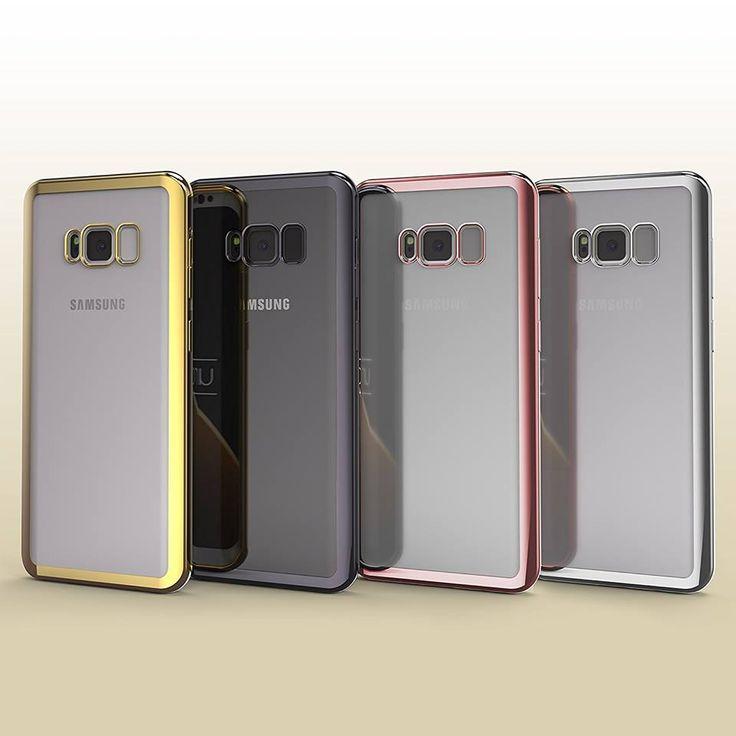 Jetzt ist die Spiegelrand Hülle auch für das Galaxy S8 erhältlich :)