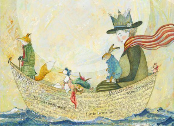 New Book Reimagines Beatrix Potter's Most Beloved Characters