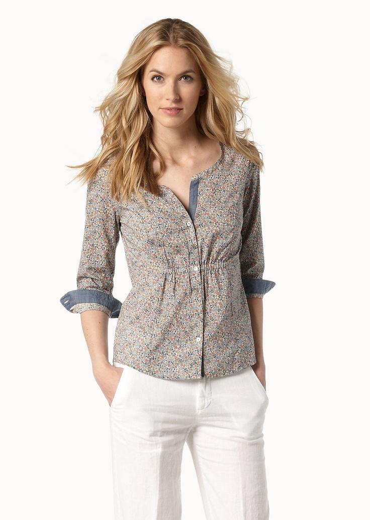 Damen Blusen Bluse Marc O'Polo Mode, Bekleidung, Damen
