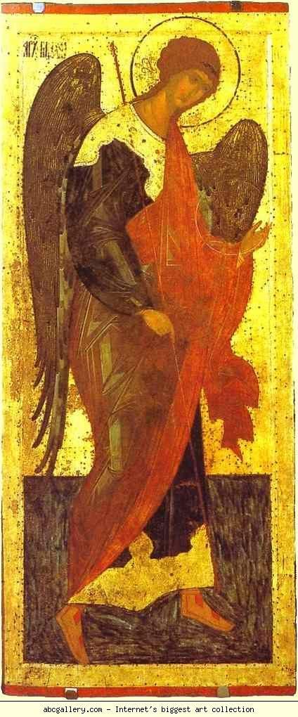 Dionisii (Dionysius). The Archangel Michael. Olga's Gallery.