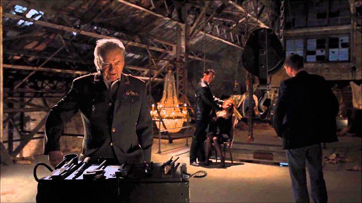 Avengers: Scarlett Johansson Black Widow Fight Scene FULL HD
