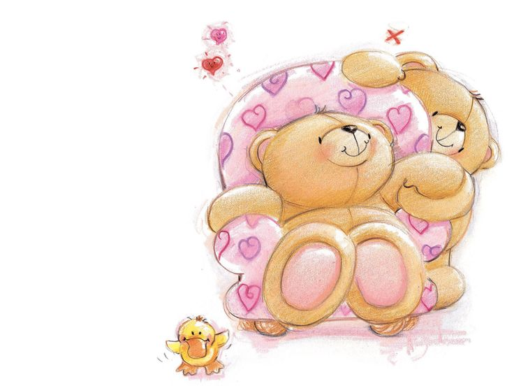 Country Teddy Bear Wallpaper Free wallpaper download 1024?640 Cute .
